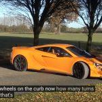 オーナーが動画で解説する「マクラーレン675LTの気に入らないところ」5つが公開