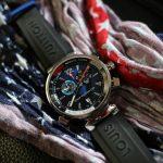中古だとかなりお得。ルイ・ヴィトンの腕時計「タンブール」の購入を考える