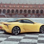 レクサスが新型車「LC500/LC500h」のオフィシャル画像と動画を公開。これまでにない細部の画像も