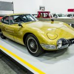 1967年の東京MSに展示されたトヨタ2000GTが発見→フルレストアにて当時の姿に復元される