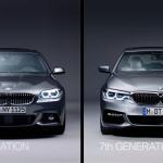 BMW対BMW。BMW自らが新旧5シリーズを仔細に比較した動画を公開