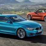 BMW4シリーズがフェイスリフト。前後ヘッドライト/バンパー、内装がアップグレード