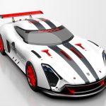 イギリスのデザイナーが考えた未来のレーシングカー、「ポルシェ939RSR」