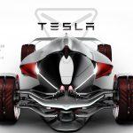 テスラがル・マンに参戦したら?2030年のル・マン・レーサー2台が公開に