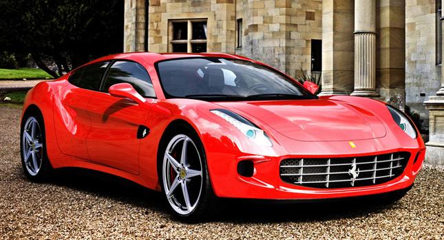 この画像には alt 属性が指定されておらず、ファイル名は Ferrari-Quattroporte.jpg です