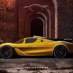 未だ謎だらけ。AMGのハイパーカー、「プロジェクト・ワン」はこうなる?というレンダリング登場