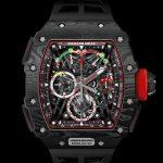 マクラーレン×リシャール・ミルの腕時計第一弾、「RM50-03」が発売。価格はP1と同じ1億円オーバー