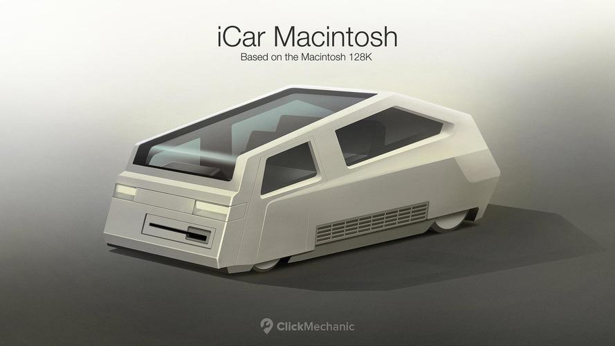 アップルカー(iCar)