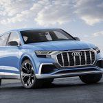 アウディがブランド史上「もっとも豪華」なQ8コンセプト発表。燃費はリッター43キロ