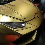 【まとめ】ランボルギーニ、ロールス、ベントレーほか。ゴールド外装の車たち(2)