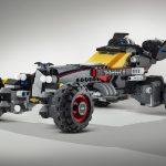 シボレーが実物大バットモービルをレゴで製作。長さ5.1 / 幅2.8メートル、重量768キロ