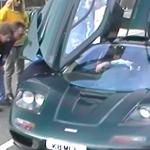 マクラーレンが1998年、F1での最高速チャレンジ動画を公開。なお記録は今でも破られず