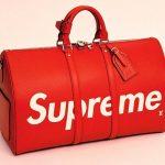 まさかのタッグ!ルイ・ヴィトンとシュプリームがコラボ製品を発表。発売は7/17から