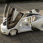 トヨタが学習式人工知能搭載の「コンセプト愛i」発表。思ったより自動車の進化は早そう