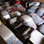 過去最大級のカーコレクション700台が競売に。デロリアン、ポルシェなど希少車がずらり