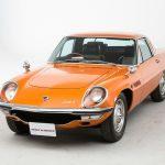 1968年製マツダ・コスモがイギリスで販売に。価格はなんと1200万円