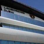 ドバイのランボルギーニディーラーへ行ってきた。自動車ディーラーではドバイ最大?