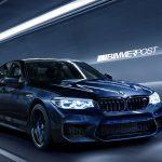 新型BMW M5の情報がリーク。600馬力以上、4WD、0-100キロ加速は3.6秒