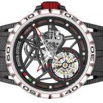 イタルデザインとロジェ・デュブイがコラボ。「ゼロウノ」発表を記念し限定腕時計を発売