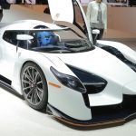 ニュルブルクリンクを6分30秒で周回?富豪が開発を進めるスーパーカーの実車が公開に