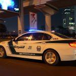 ドバイで見かけた車たち。ドバイ警察/アブダビ警察車両ほか、やっぱりアメ車