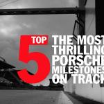 ポルシェの公開する「指標となるべき歴史的な車」ベスト5が動画で公開に