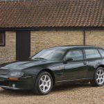 アストンマーティン自らがワゴンにカスタムした「V8スポーツマン」が競売に。4200万円の予想落札価格