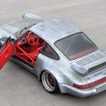 25年間放置されていたポルシェ911カレラRSR3.8が競売に。走行距離はなんと10キロ