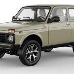 40年間変わらないスタイルで生産された「ラーダ・ニーヴァ」にアニバーサリーモデル登場