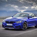 BMW M4 CS発表。454馬力、ニュルのラップタイムはレクサスLFAと同じ