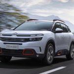 シトロエンC5エアクロス発表。新型ハイドロサス装備、中国では10月より納車開始