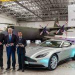 アストンマーティンが新型SUV「DBX」生産工場を公開。旧英国防省基地を譲り受け