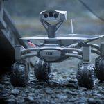 アウディ・ルナ・クワトロ(月面用車)が映画「エイリアン:コヴェナント」に登場