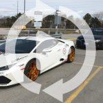 カナダでランボルギーニ、GT-Rはじめ12台が暴走。警察に車両と免許を没収されるハメに