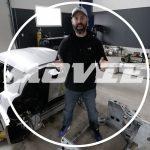 ロータス・エヴォーラをEVに改造。テスラ・モデルSのモーターを装着するワンオフカスタム