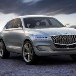 ヒュンダイがニューヨークにて「世界初」燃料電池SUV、「GV80コンセプト」を発表