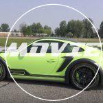 ユーチューバーがテックアート「GTストリートR」のレビュー公開。720馬力のチューンド911ターボ