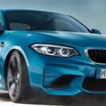 BMW M2のフェイスリフトモデルが突然公開。前後ランプ、iDriveが変更に