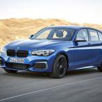 BMWが1シリーズのフェイスリフトモデルを発表。各部ブラック仕上げの「シャドウ」エディションも登場