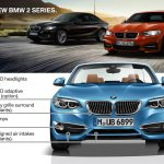 BMWが新型2シリーズを発表。前後LEDランプが標準化、内装は大幅に装備が充実