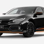 ホンダ・オーストラリアが新型シビックの限定モデルを早速発売。「オレンジ・エディション」
