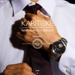 日本初?ブランド腕時計のレンタルサービス「KARITOKE」がスタート。今なら60%オフ