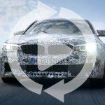 BMWが新型M5の動画を公開。600馬力+4WD、モード切替で2WD化も可能