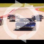 アストンマーティン・ヴァルカンのオーナーズイベント開催。24台限定のうち7台が集まる