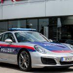 オーストリア警察にポルシェ911が納車。1960年代から911はパトカーとして活躍