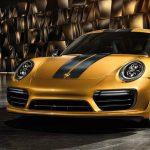 ポルシェが「911ターボSエクスクルーシブ」の追加画像公開。ボディカラーが新しく2色登場