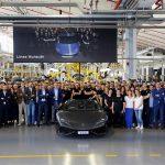 ランボルギーニ・ウラカンの生産が8000台を達成。ガヤルドの1.5倍以上の販売ペース