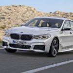 BMWが6シリーズGT(グランツーリスモ)を公開。5シリーズから豪華になって上位移行