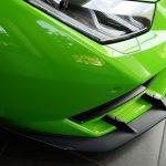 ランボルギーニ・ウラカンの純正エアロパーツ装着車を画像で紹介してみる