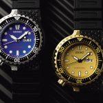 今度はダイバーズ。セイコー×ジウジアーロ腕時計に「PROSPEX Diver Scuba」登場